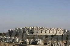 Israel tiếp tục thông qua dự án định cư Do Thái