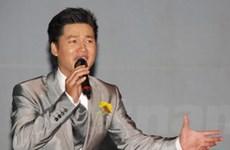 Đức Tuấn và Khánh Thi biểu diễn tại Nha Trang