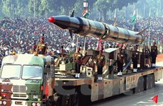 Ấn Độ phóng thành công tên lửa đạn đạo Agni-I