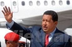Tổng thống Venezuela sang thăm chính thức Cuba
