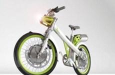 Pháp chế tạo xe máy hybrid trọng lượng nhẹ