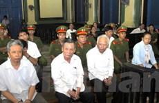 Xét xử sơ thẩm vụ tiêu cực đất đai ở quận Gò Vấp