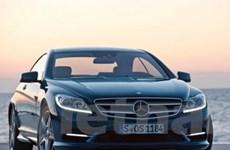 Mercedes công bố thông tin về CL-Class đời 2011