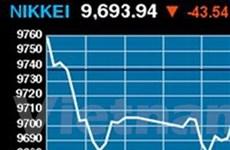Nhà đầu tư hết lạc quan, chứng khoán châu Á giảm