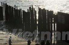 Mỹ tăng cường an ninh tại khu giáp giới Mexico