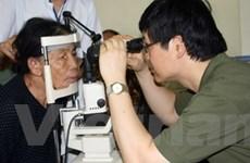 Doosan Vina tổ chức khám bệnh cho người nghèo