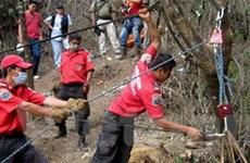 Mexico phát hiện một hố chôn tập thể 51 người