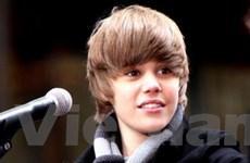 """Justin Bieber - chàng ca sĩ tuổi teen """"hảo ngọt"""""""