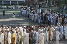Nội các Pakistan họp khẩn cấp về tình hình lũ lụt
