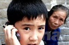 Giới trẻ Hongkong dẫn đầu châu Á về dùng di động