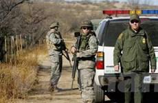 Mỹ thông qua dự luật an ninh biên giới với Mexico