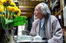 Nhà văn Băng Sơn - Thắp lửa tình yêu Hà Nội