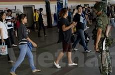 Phát hiện 3 quả bom tại khu vực thủ đô Bangkok