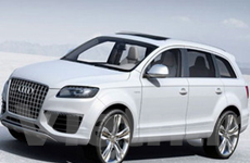 """Audi SUV Q5 xuất hiện trong """"Cold Light of Day"""""""
