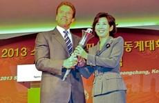 Hàn Quốc đăng cai tổ chức Olympic mùa Đông 2013