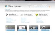 Microsoft công bố phiên bản trình duyệt web IE 9