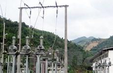 Khởi công nhà máy thủy điện Cốc San tại Lào Cai