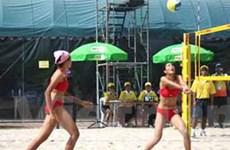 Đội Việt Nam 3 vô địch giải bóng chuyền nữ quốc tế