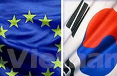 EU và Hàn Quốc ký hiệp định thương mại tự do