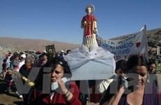 Chuẩn bị tiếp cận với 33 thợ mỏ Chile gặp nạn