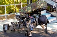 Mỹ chế trang phục người máy XOS 2 cho binh sỹ