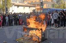 Biểu tình tại Pháp có chiều hướng thành bạo loạn