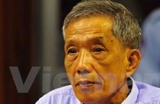 Cai ngục của Khmer Đỏ bị đề nghị án chung thân