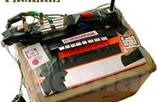 Interpol phát lệnh báo động da cam về bom bưu kiện