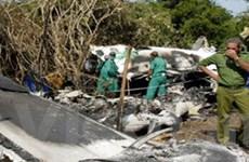 Tìm thấy xác các nạn nhân tai nạn máy bay ở Cuba
