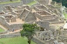 Thương lượng quyền sở hữu cổ vật Machu Picchu