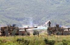 Hàn Quốc chuẩn bị diễn tập quân sự quy mô lớn
