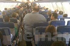 """Hàng không Argentina có """"siêu ghế"""" cho người béo"""
