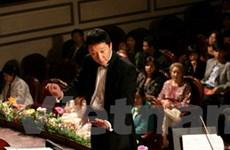 Hai nghệ sỹ tài năng biểu diễn nhạc Beethoven
