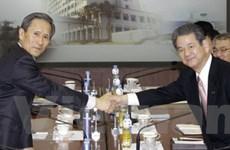 Nhật và Hàn nhất trí sẽ bàn về hợp tác quốc phòng
