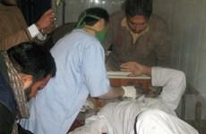 Đánh bom liên hoàn ở Pakistan gây thương vong lớn