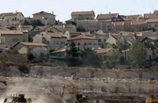 Israel lại cho phép xây thêm nhà định cư Do thái