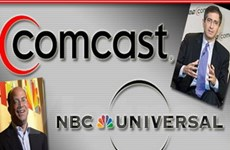 Chính phủ Mỹ bật đèn xanh cho Comcast mua NBC