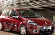 Renault giới thiệu Bizu phiên bản sản xuất hạn chế