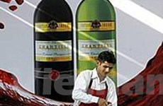 Thu được 5,6 triệu USD từ cuộc đấu giá rượu vang