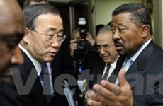Khai mạc Hội nghị cấp cao Liên minh châu Phi thứ 16