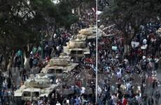 150 người chết trong các cuộc biểu tình ở Ai Cập