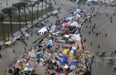 Tổng thống Ai Cập đối mặt với sức ép phải từ chức