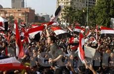 Ai Cập ưu tiên khôi phục an ninh, trật tự trong nước