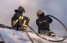 Mười trẻ mồ côi tàn tật bị chết cháy tại Estonia