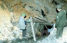 Nạn khai thác than trái phép ở Quảng Ninh đã giảm