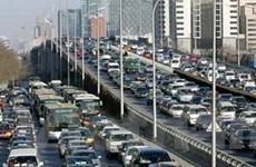 Trung Quốc hạn chế dùng xe công bằng thiết bị GPS