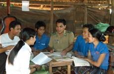 Bắt đầu đề án giáo dục cho các dân tộc rất ít người