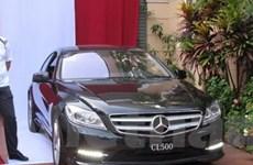 Mercedes-Benz Việt Nam giới thiệu xe CL500 2011