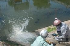Hợp tác công-tư xây nhà máy nước thải tại Hà Nội