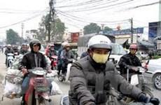 Không khí lạnh ảnh hưởng tới các tỉnh Trung Bộ